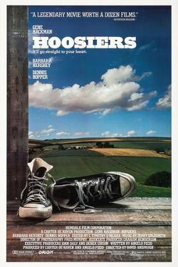 HOOSIERS [1986], directed by DAVID ANSPAUGH.