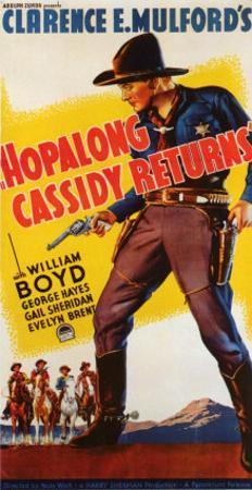 Hopalong Cassidy Returns, 1936