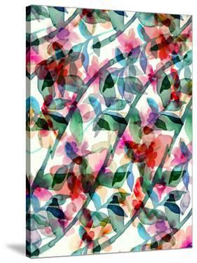 Floral Parade I by Hope Bainbridge