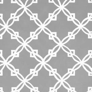 Latticework Tile I by Hope Smith