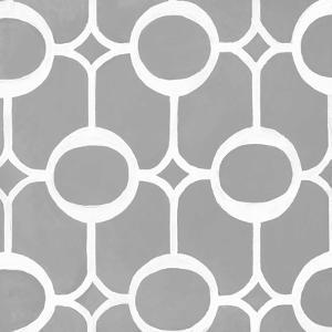 Latticework Tile II by Hope Smith