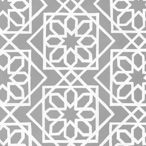 Latticework Tile III by Hope Smith