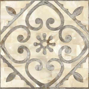 Natural Moroccan Tile 2 by Hope Smith