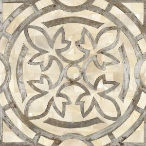 Natural Moroccan Tile 3 by Hope Smith