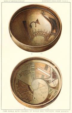 Hopi Food Bowls from Sikyatki