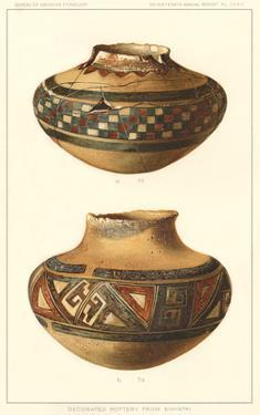 Hopi Pots from Sikyatki