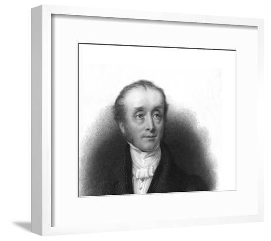 Horace Smith--Framed Giclee Print