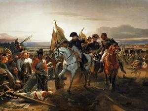 The Battle of Friedland on 14 June 1807 by Horace Vernet
