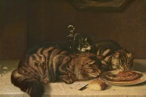 A Chop for One by Horatio Henry Couldery