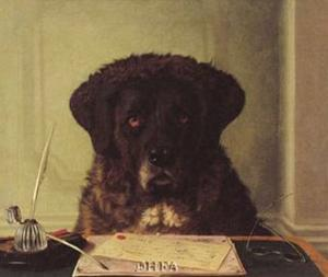 The President by Horatio Henry Couldery
