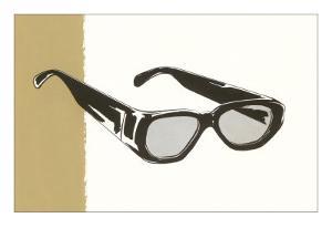 Horn Rim Eyeglasses