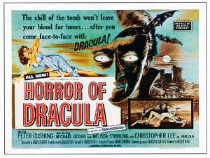Horror of Dracula, 1958