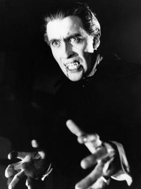 Horror Of Dracula, Christopher Lee, 1958
