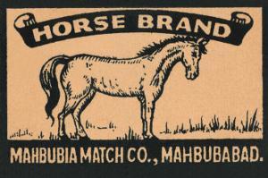 Horse Brand