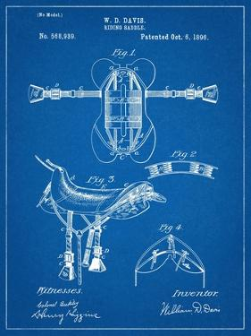 Horse Riding Saddle Patent