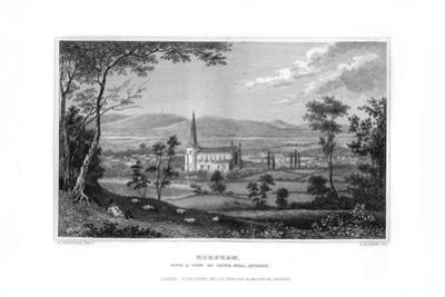 Horsham, West Sussex, England, 1829 by J Rogers