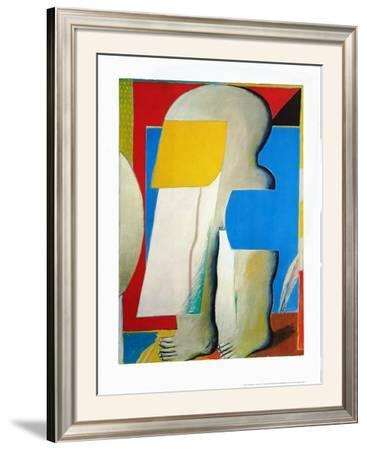 Masked Figure II, 1965