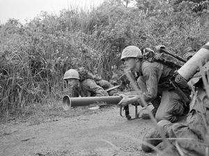Vietnam War Operation Prairie by Horst Faas