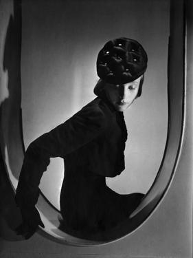 Vogue - December, 1937 by Horst P. Horst