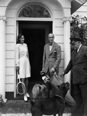 Vogue - June 1949 by Horst P. Horst