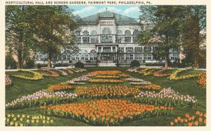 Horticultural Hall, Philadelphia, Pennsylvania