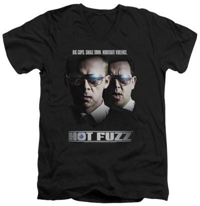 Hot Fuzz - Big Cops V-Neck