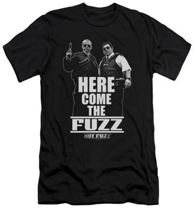 Hot Fuzz - Here Come The Fuzz (slim fit)