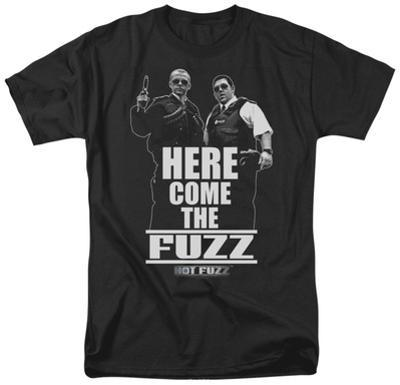 Hot Fuzz - Here Come The Fuzz