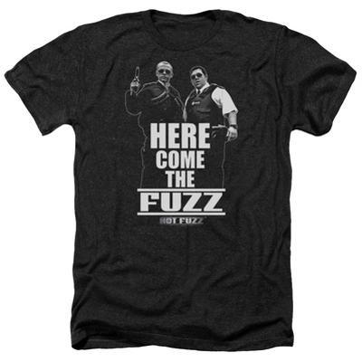 Hot Fuzz- Here Come The Fuzz