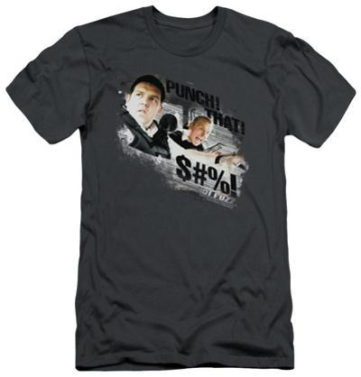 Hot Fuzz - Punch That (slim fit)