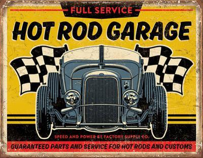 Hot Rod Garage - '32 Rod