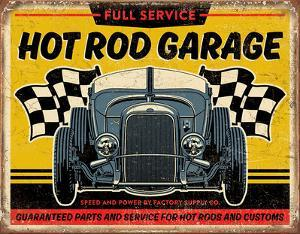 Hot Rod Garage - '32 Rod