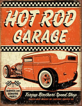 Hot Rod Garage - Rat Rod