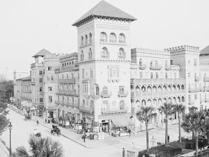 Hotel Alcazar and Annex, St. Augustine, Fla.
