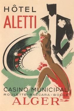 Hotel Aletti, Algerian Casino