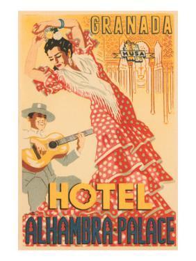 Hotel Alhambra - Palace