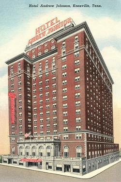 Hotel Andrew Johnson, Knoxville