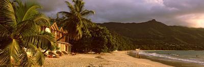 Hotel Apartments on Beau Vallon Beach, Mahe Island, Seychelles