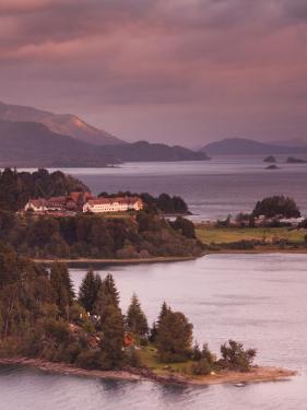 Hotel at the Lakeside, Llao Llao Hotel, Lake Nahuel Huapi, San Carlos De Bariloche