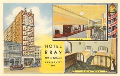Hotel Bray, Kansas City, Missouri