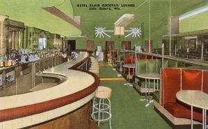 Hotel Clair Cocktail Lounge, Lake Geneva, Wisconsin