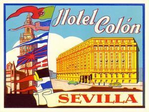 Hotel Colon, Sevilla
