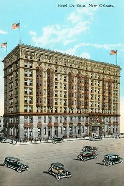 Hotel De Soto, New Orleans