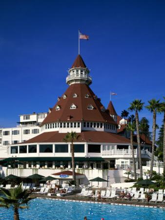 Hotel Del Coronado, San Diego, California, USA