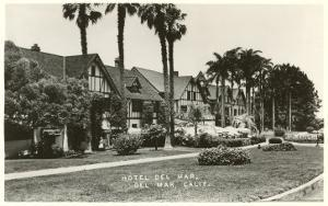 Hotel Del Mar, Del Mar, California