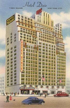Hotel Dixie, New York City