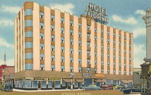 Hotel Florence, Missoula, Montana