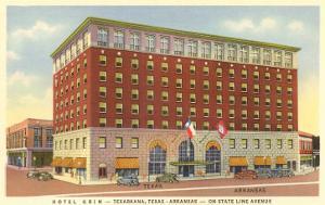 Hotel Grim, Texarkana