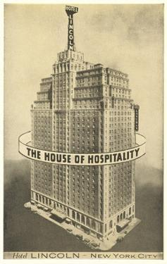 Hotel Lincoln, New York City