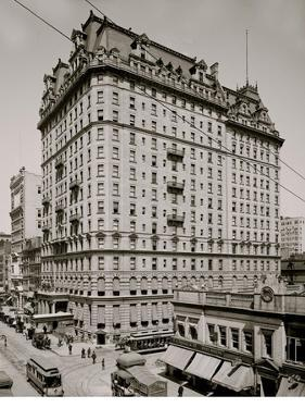 Hotel Manhattan, New York